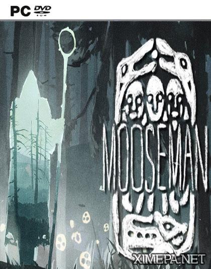 постер игры Человеколось / The Mooseman