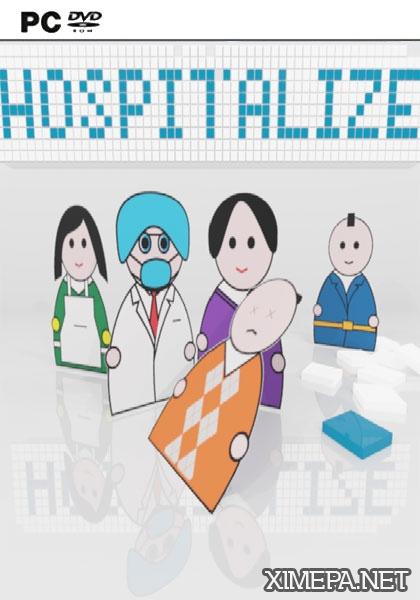 постер игры Hospitalize