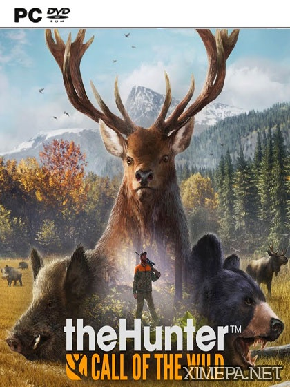 постер игры The Hunter: Call of the Wild