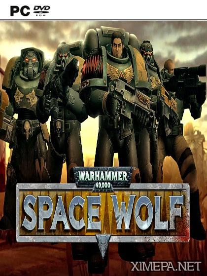 постер игры Warhammer 40,000: Space Wolf