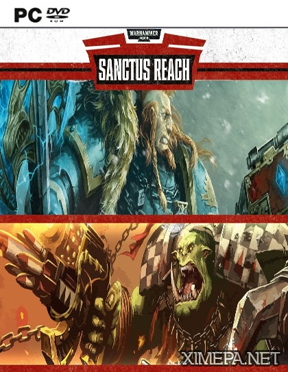 постер игры Warhammer 40,000: Sanctus Reach