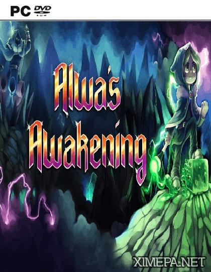 постер игры Alwa's Awakening