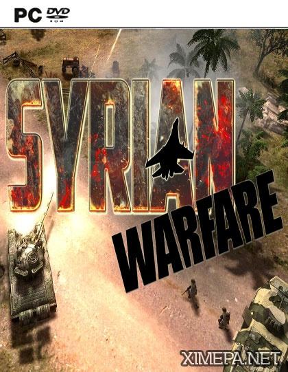 постер игры Сирия: Русская буря