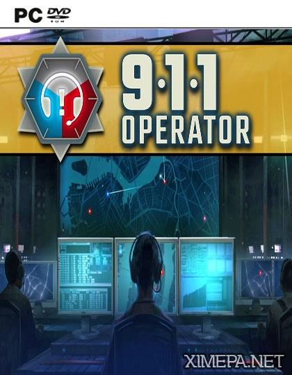 постер игры 911 Operator