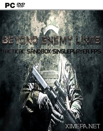 постер игры Beyond Enemy Lines