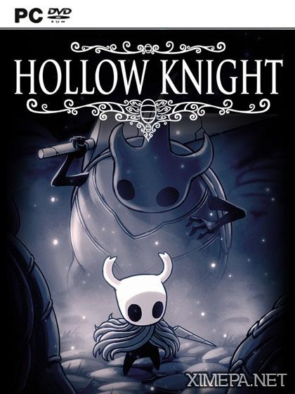 постер игры Hollow Knight
