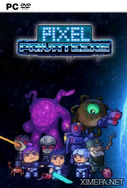 постер игры Pixel Privateers