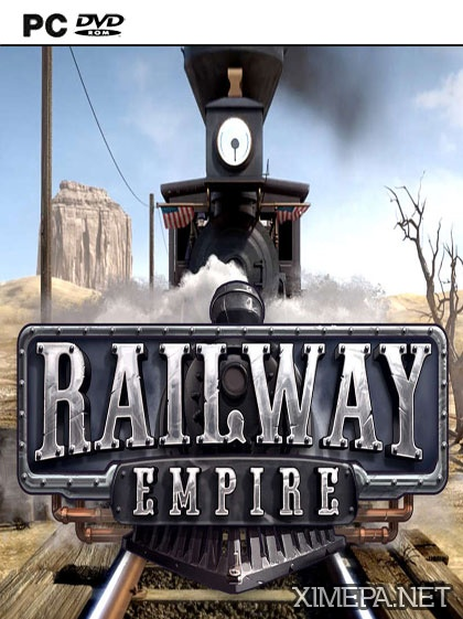 постер игры Railway Empire