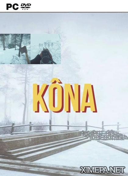 постер игры Kona: Day One