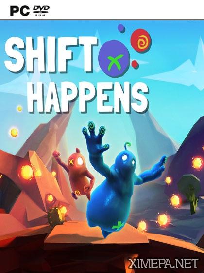 постер игры Shift Happens