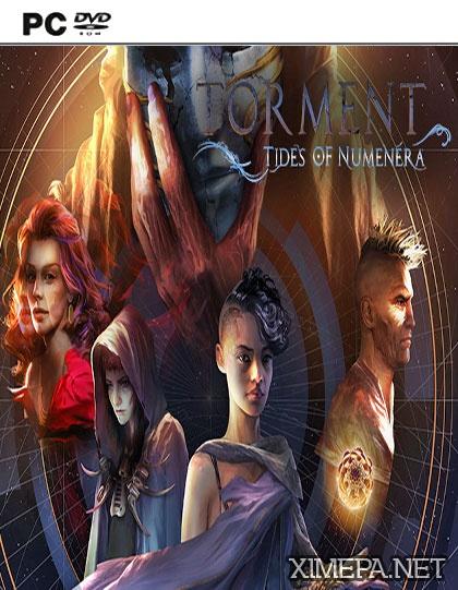 постер игры Torment: Tides of Numenera