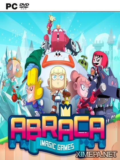 постер игры ABRACA - Imagic Games
