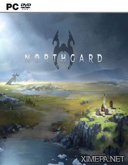 постер игры Northgard