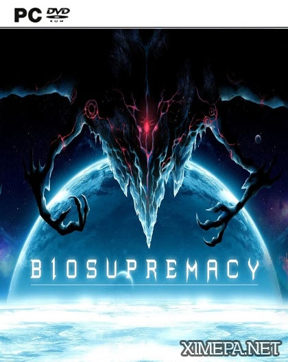 постер игры Biosupremacy