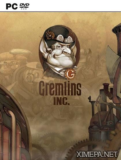 постер игры Gremlins, Inc