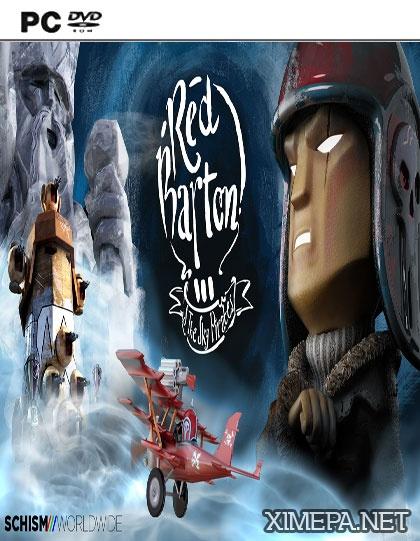 постер игры Red Barton and The Sky Pirates