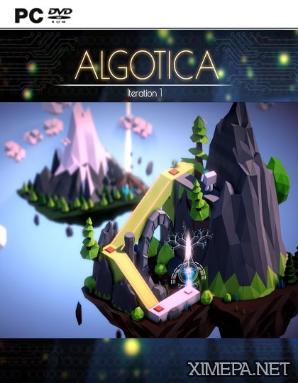 постер игры Algotica - Iteration 0