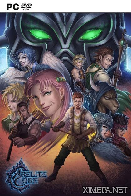 постер игры Arelite Core