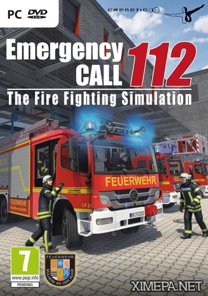 постер игры Emergency Call 112