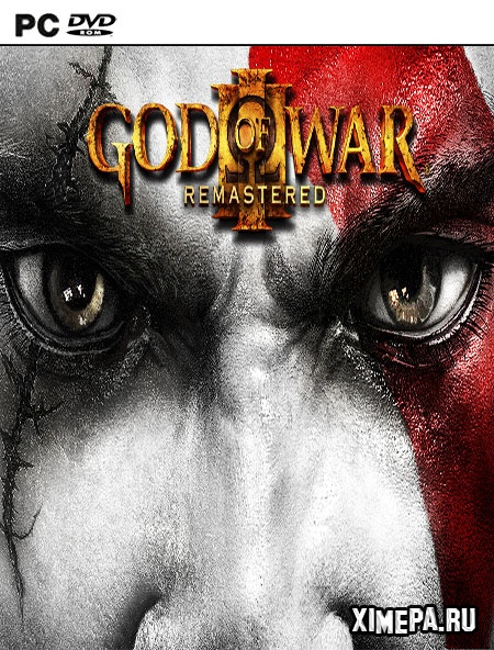 постер игры God of War 3