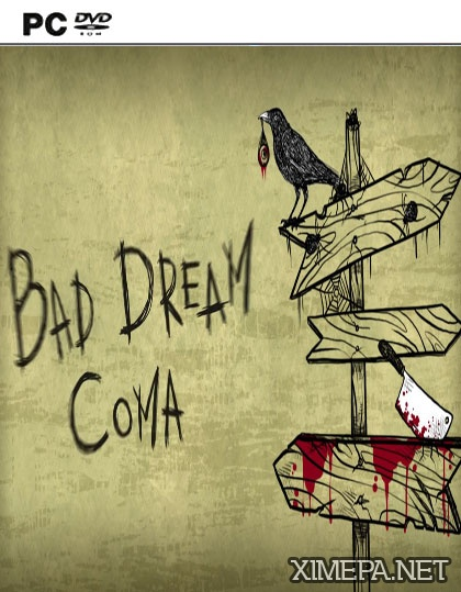 постер игры Bad Dream: Coma