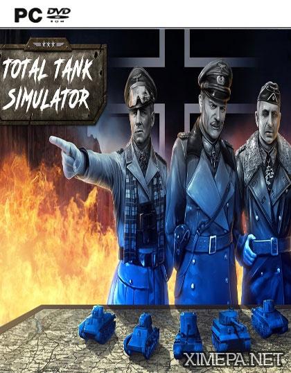 постер игры Total Tank Simulator
