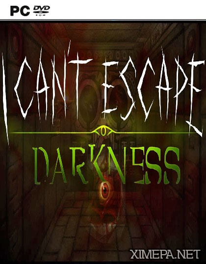 постер игры I Can't Escape: Darkness
