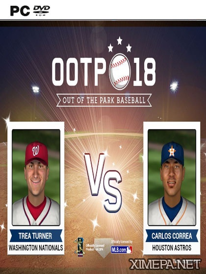 постер зрелище Out Of The Park Baseball 08