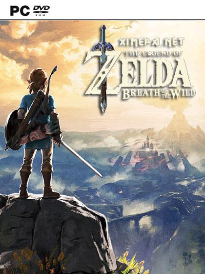 постер игры The Legend of Zelda: Breath of the Wild