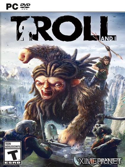 постер игры Troll and I