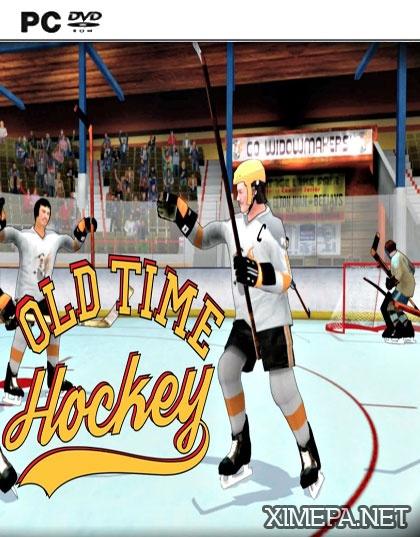 постер зрелище Old Time Hockey