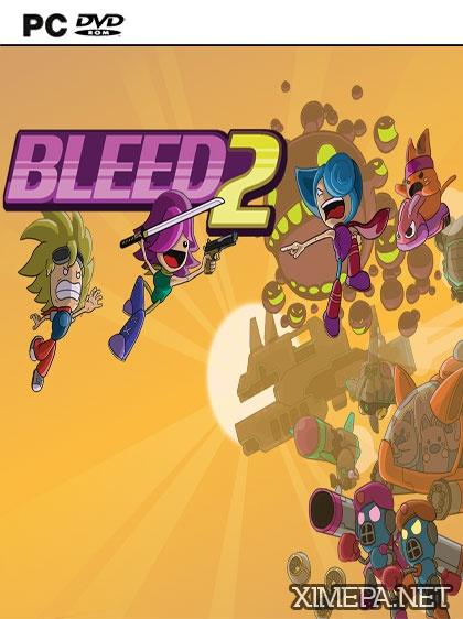 постер игры Bleed 2