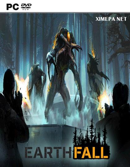 постер игры Earthfall