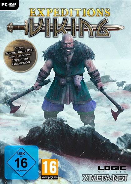 постер игры Expeditions: Viking