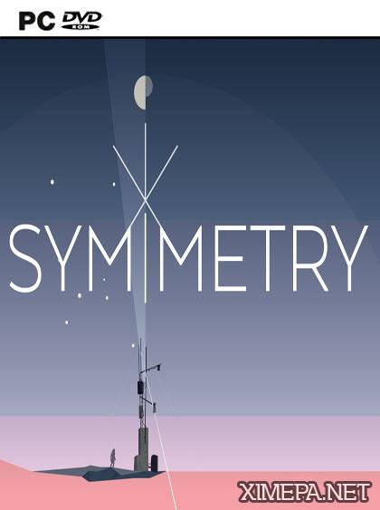 постер игры SYMMETRY \ СИММЕТРИЯ