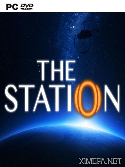 постер игры The Station