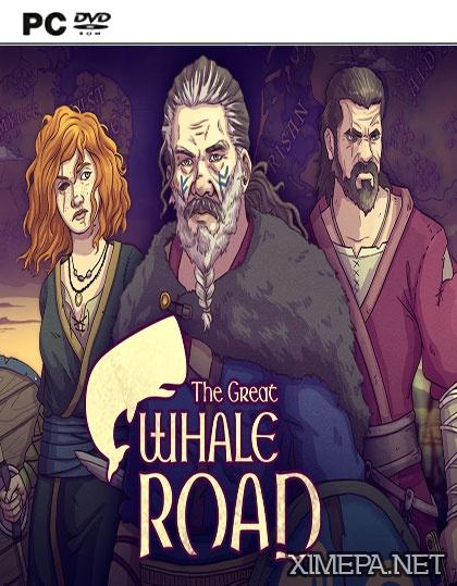 постер игры The Great Whale Road