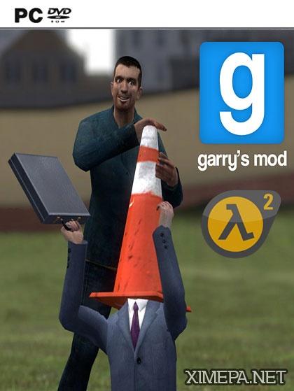 постер Half-life 2 Gmod