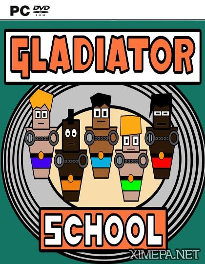 постер игры Gladiator School