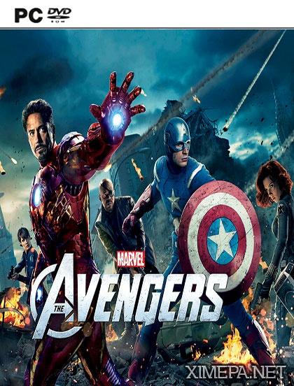 постер игры Avengers Project, The