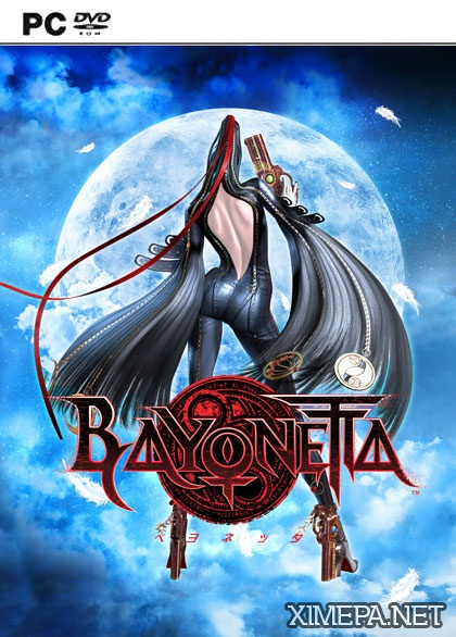 постер зрелище Bayonetta