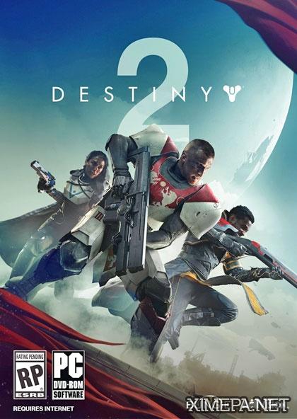 постер игры Destiny 2