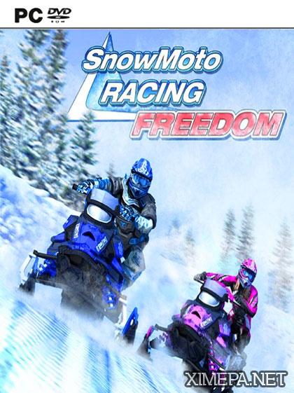 постер игры Snow Moto Racing Freedom