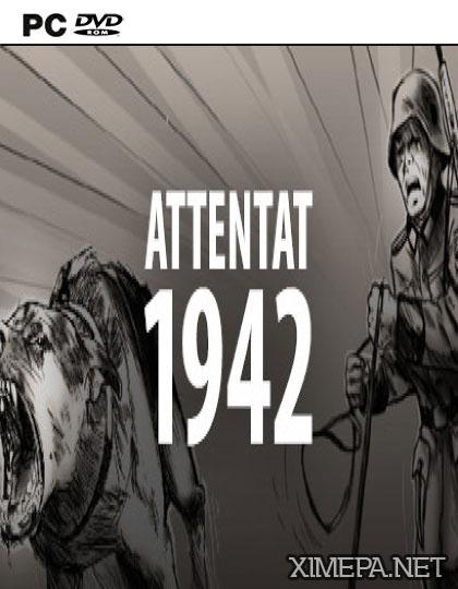 постер игры Attentat 1942