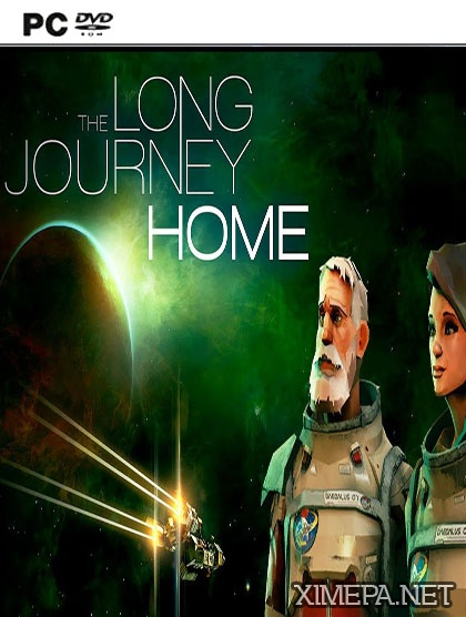 постер игры The Long Journey Home