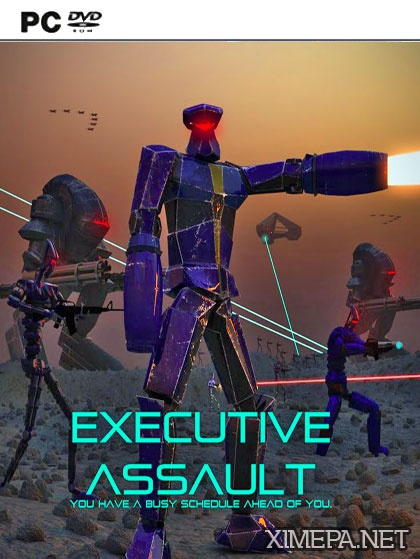 постер игры Executive Assault