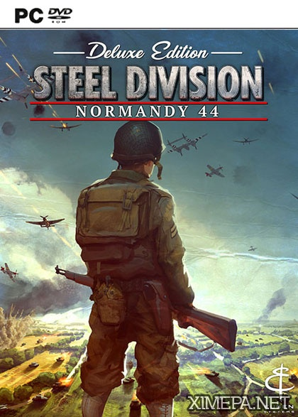 постер игры Steel Division: Normandy 44