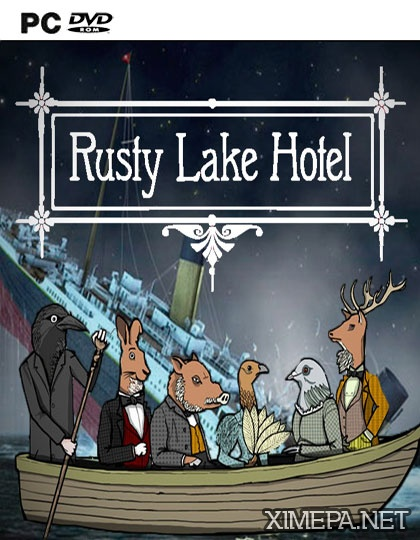постер игры Rusty Lake Hotel