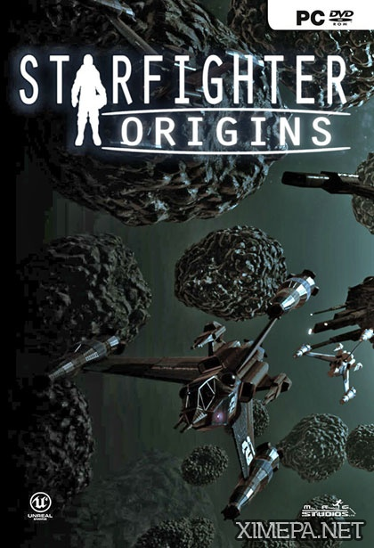 постер игры Starfighter Origins