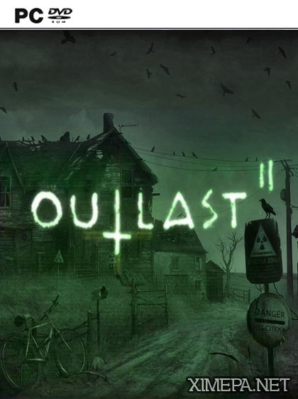 постер зрелище Outlast 0